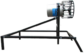 Aqua Thruster Free Standing Frame