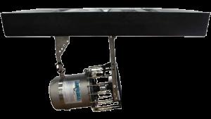 Float Mount For Aqua Thruster